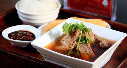 新加坡肉骨菜