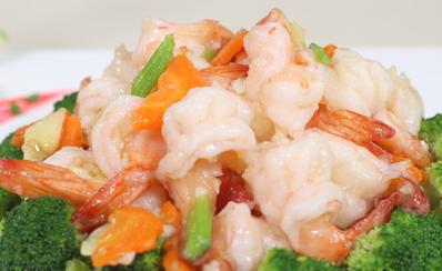 明虾球-中餐热菜