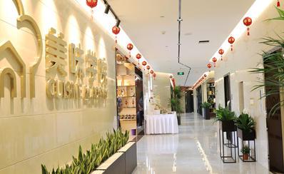 郑州美味学院优雅环境