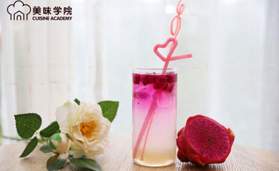 火龙果果饮