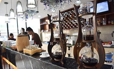 咖啡饮品教室
