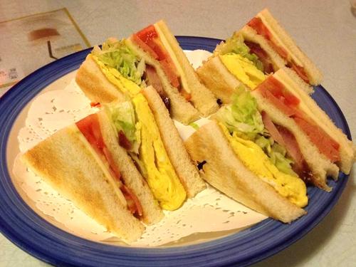 三明治培训