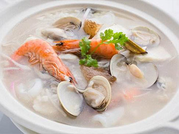 海鲜粥培训