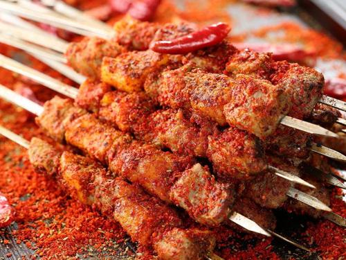 烤羊肉串培训